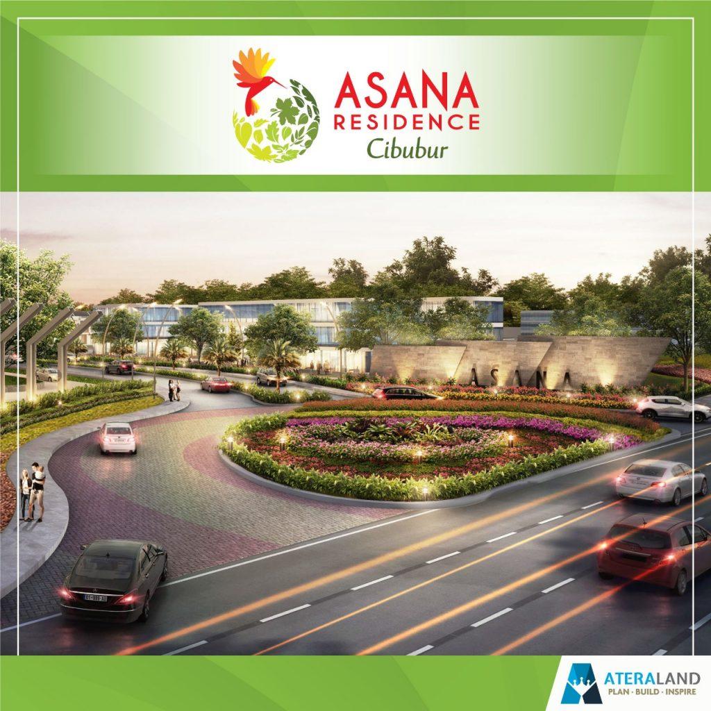 Fasilitas dan Keuntungan yang Tersedia di Asana Residence